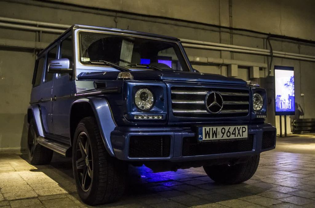 Miasto Mercedesa
